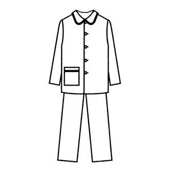 Patron Frégoli 752 - Pyjama classique homme 46 à 60