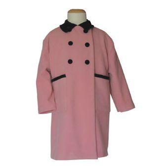 Patron Frégoli 636 - Veste manteau fille 4 à 16 ans