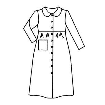 Patron Frégoli 920 - Robe de chambre femme 36 à 46