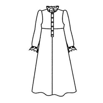 Patron Frégoli 918 - Chemise de nuit femme 36 à 50