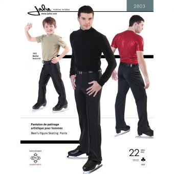 Patron Jalie 2803 Pantalon de patinage pour hommes