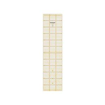 Règle patchwork Omnigrid angles 60 x 15 cm