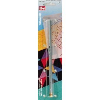 Crayon à marquer, couleur argent, effaçable à l'eau