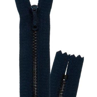 Fermeture éclair spécial pantalon en 4 couleurs, Z13 Tailles 8 à 20 cm