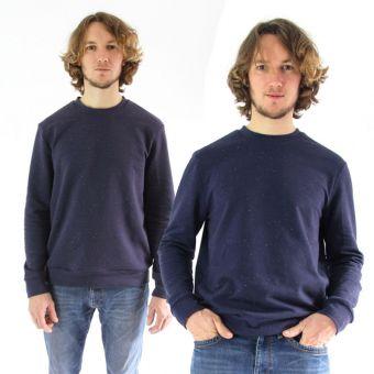 Patron I AM APOLLON Sweat Shirt homme manches longues - du XS au 2XL