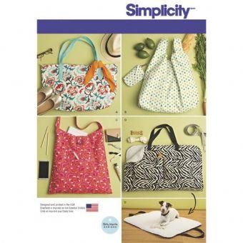 Patron Simplicity 8149 Sac