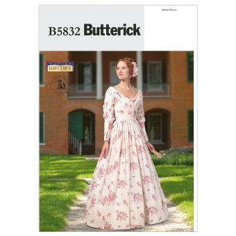 Patron Butterick 5832 Robe