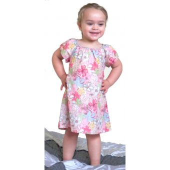 Patron de Couture Petite Robe fillette